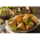 13b.Vegetable Samosa (ST)