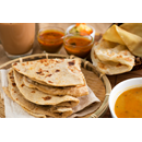 130.Buttered Chapati