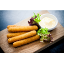 Breaded Mozzarella Sticks (8pcs)