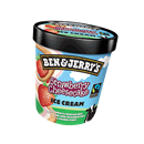 Ben & Jerry Strawberry Cheesecake