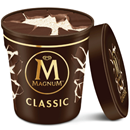 Magnum Classic Ice Cream Tub