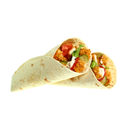 Chicken Wrap Delux Chips
