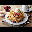 2 X Belgian Waffles