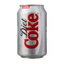 Diet Coke Can 330ml