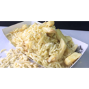 Portion of Chips + Cheese