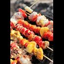 Chicken Kebab & Lamb Doner