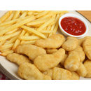 Chicken Dippers Combo with Fries