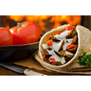 Lamb Donner Wrap